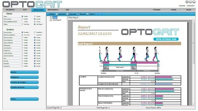 Microgate Optogait