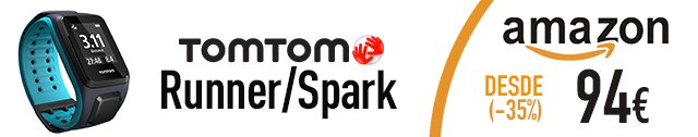 oferta TomTom Runner Spark