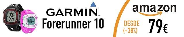 Garmin Forerunner 10 en oferta