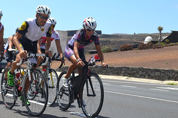 velocidad media ciclismo carretera