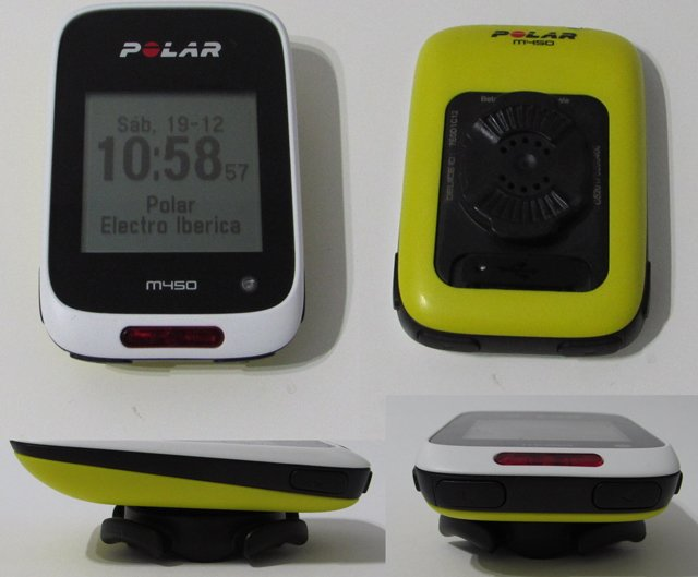Polar M340