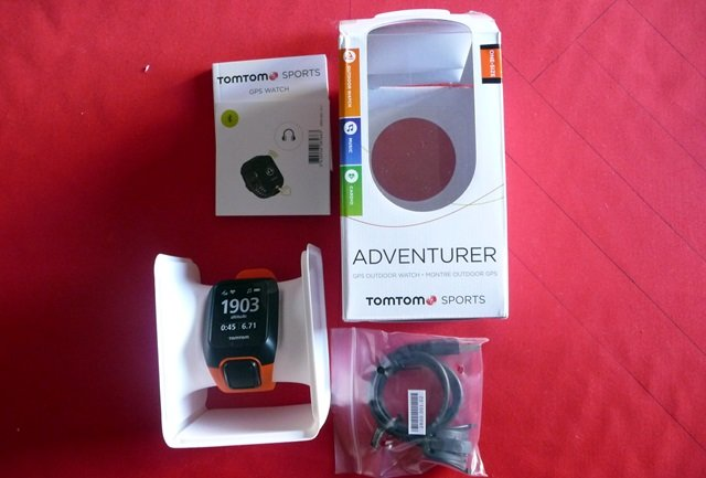Tom Tom adventurer review