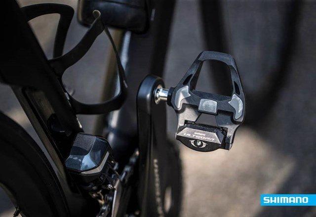 pedales bici de carretera shimano