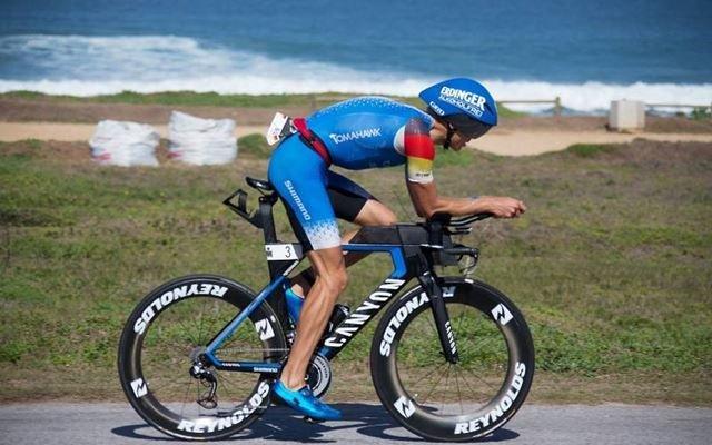 Bicicleta Jan Frodeno