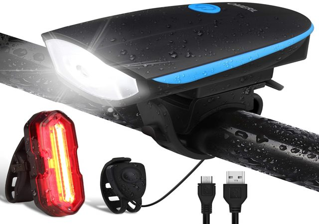 luces para bicicleta omeril amazon