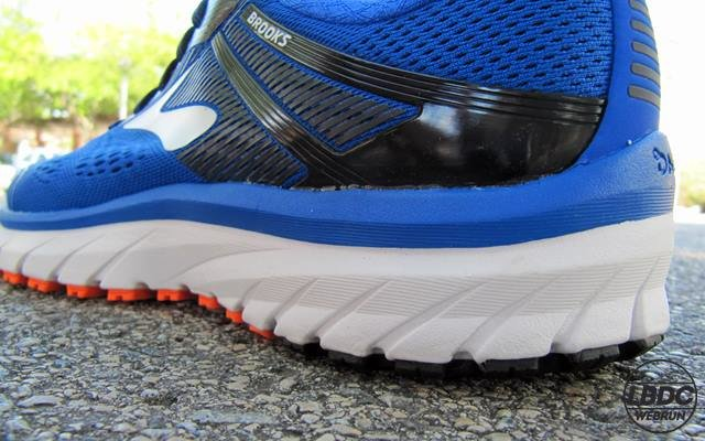 Review Brooks Adrenaline GTS 18