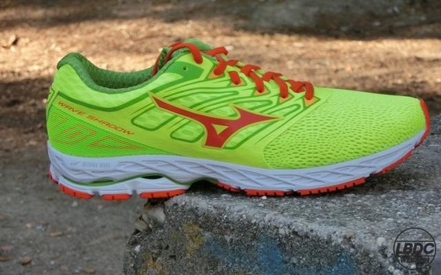 Mizuno Wave Shadow review