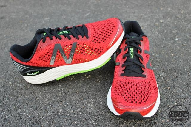 New Balance Fresh Foam Vongo 2 review