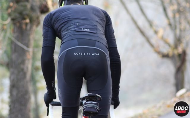 culotte Gore Bike
