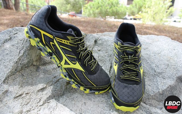 Mizuno Wave Hayate 3 review completa
