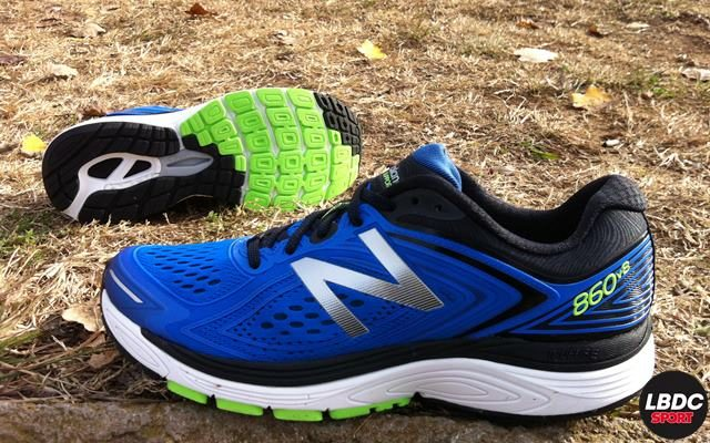 New Balance 860v8 review