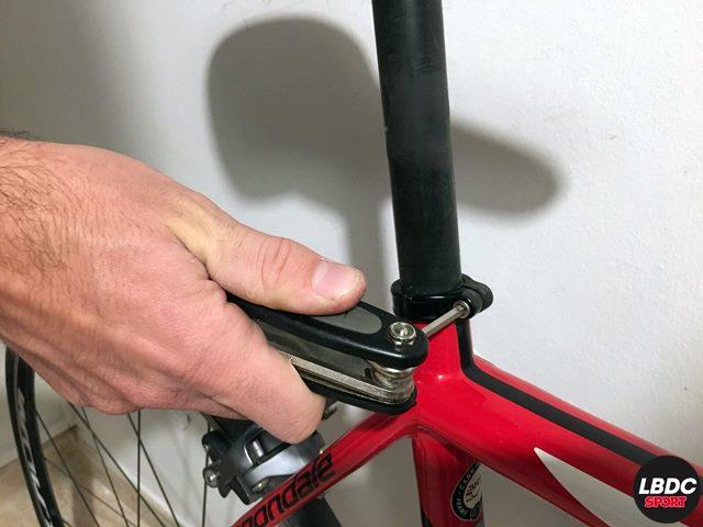 sillín de bicicleta cómo ajustar la distancia y altura del sillín