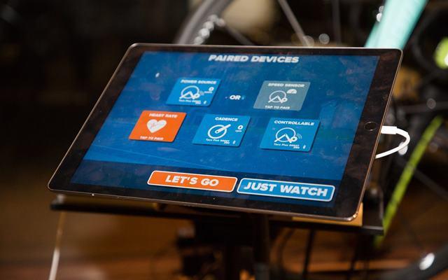 zwift es compatibles con gran parte de los rodillos interactivos del mercado.