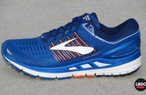 Brooks Transcend 5 review completa -