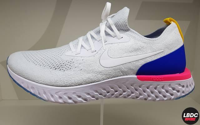 Nike Epic React Flyknit precio y opiniones