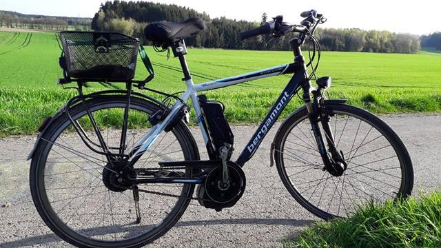 batería bicicleta eléctrica -
