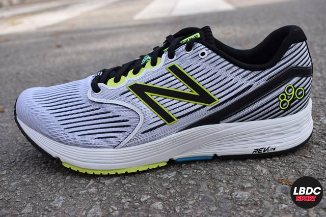 review completa New Balance 890 v6
