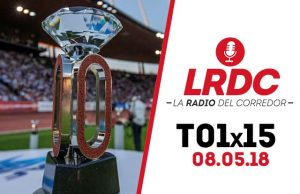 La Diamond League, en la Radio del Corredor