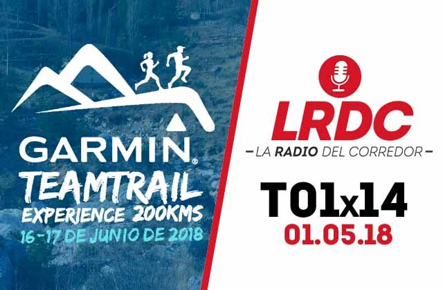 La Garmin Team Trail, en la Radio del Corredor