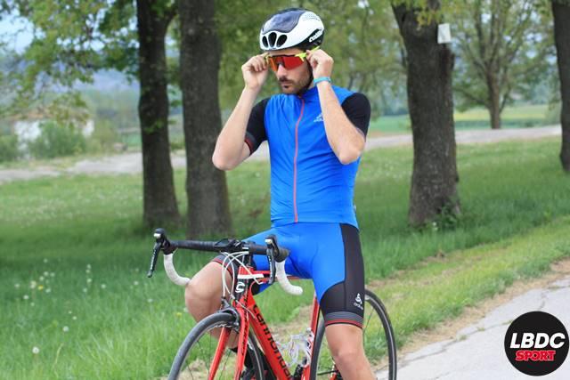 Odlo ropa ciclismo culotte