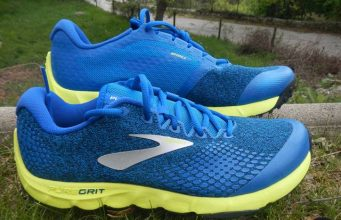 Brooks Puregrit 7 review