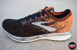 Brooks Ricochet review