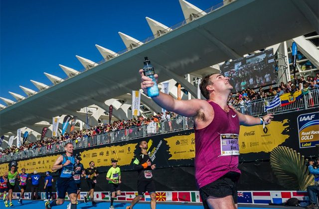 Image of the Valencia Marathon