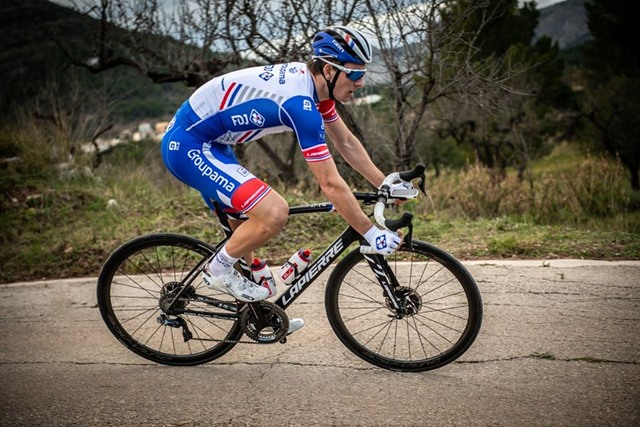 Lapierre bicicleta FDJ