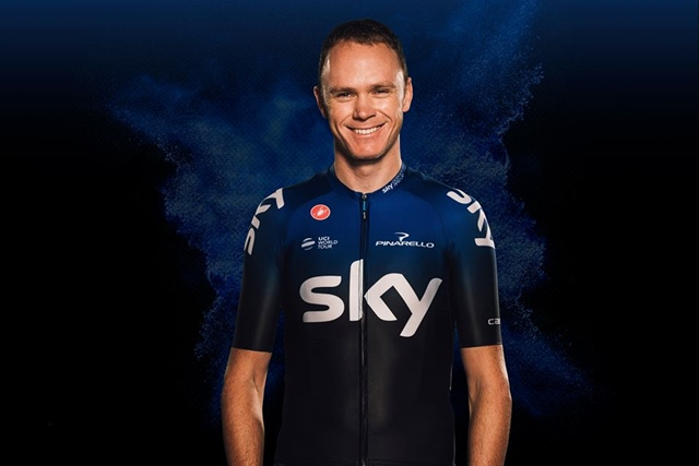 maillot equipo sky