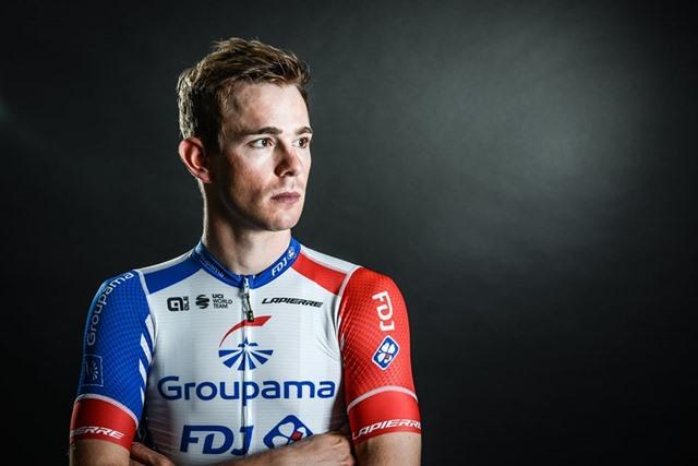 Maillot FDJ ciclismo