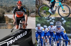 maillots y bicicletas world tour 2020