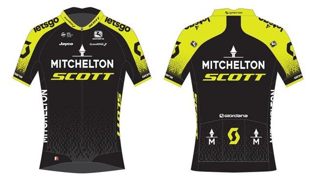 maillot scott mitchelton