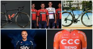 maillots equipos profesionales