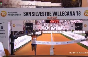 Resultados y video San Silvestre Vallecana 2018 - .