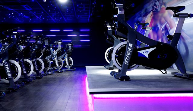 bicicleta stages SC3. ciclismo indoor spinning