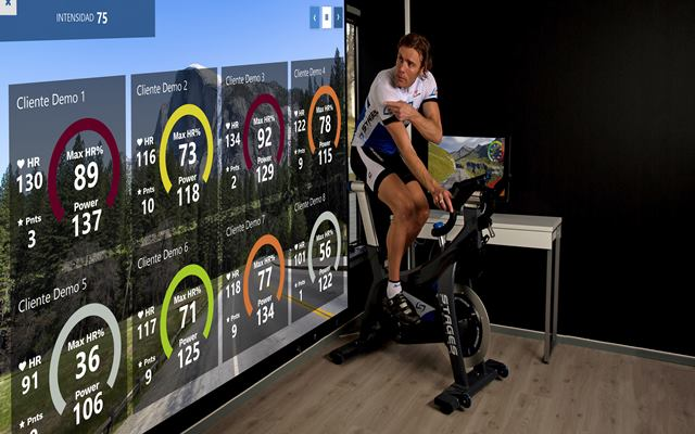 aplifit ciclismo classe ciclo indoor spinning