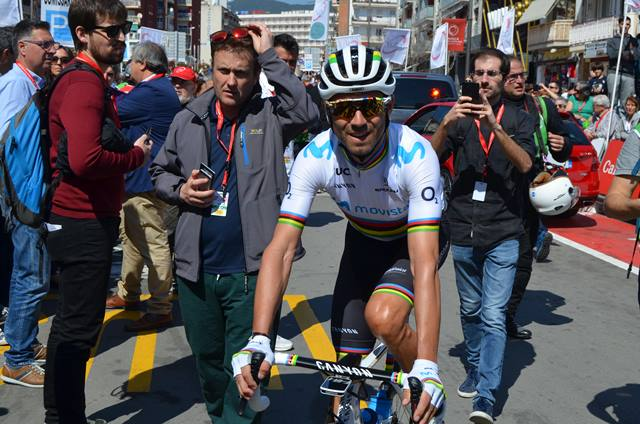 Alejandro Valverde volta a catalunya