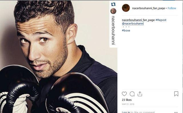 Nacer Bouhanni boxeo
