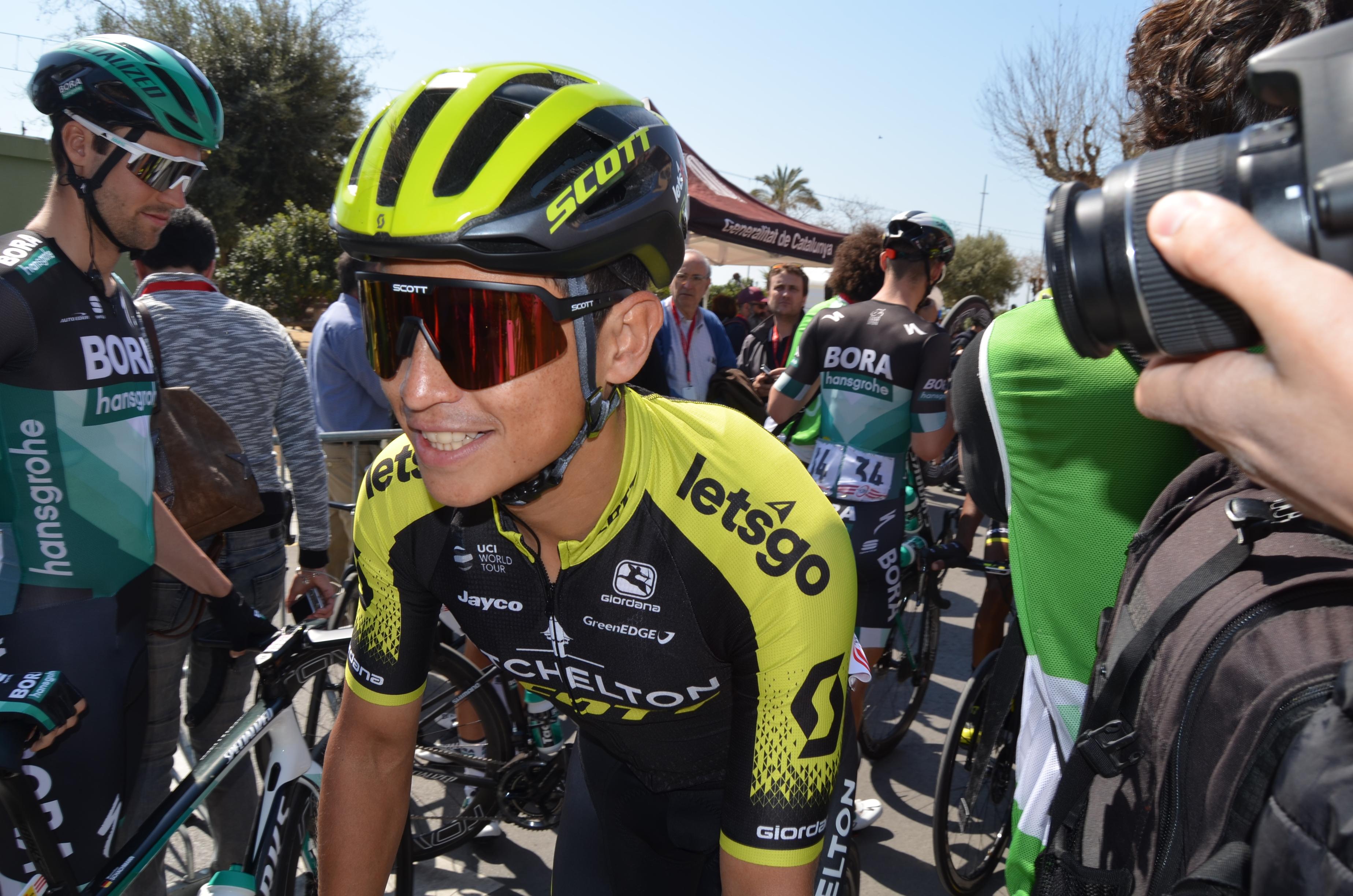 Esteban Chaves ciclismo giro