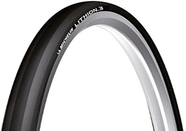 Michelin lithion 3 cubierta ciclismo