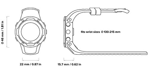 "Suunto 5, dimensions ""width ="" 500 ""height ="" 232"