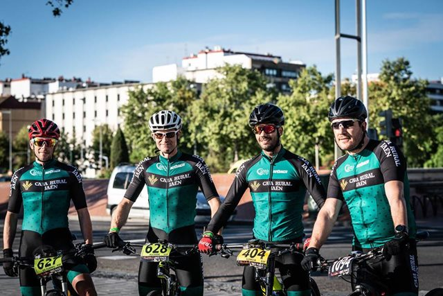 vuelta por etapas andalucia bike race