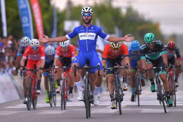 series para mejorar el sprint ciclismo
