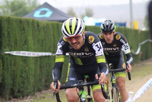ciclocross pretemporada ciclismo paron