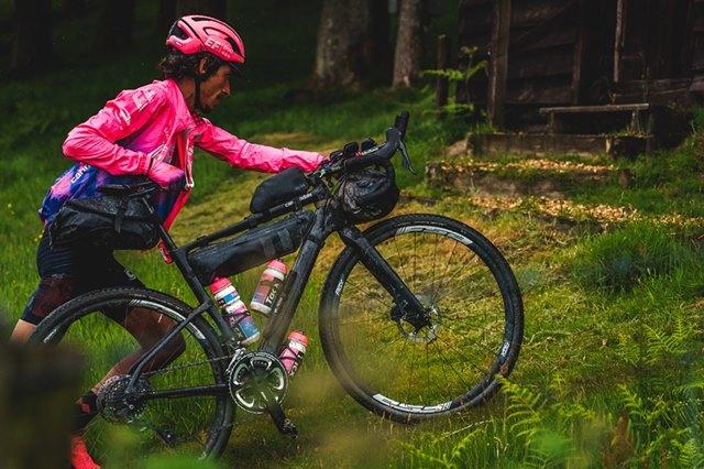gravel bikepacking ciclocross