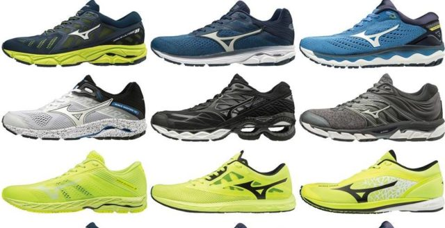 best running shoes mizuno