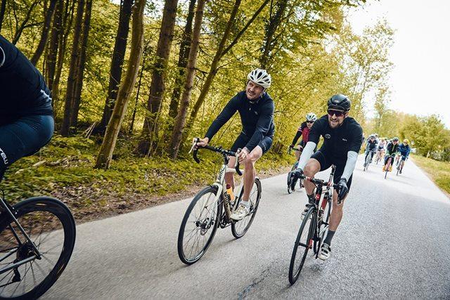 entrenamiento pretemporada ciclismo paron