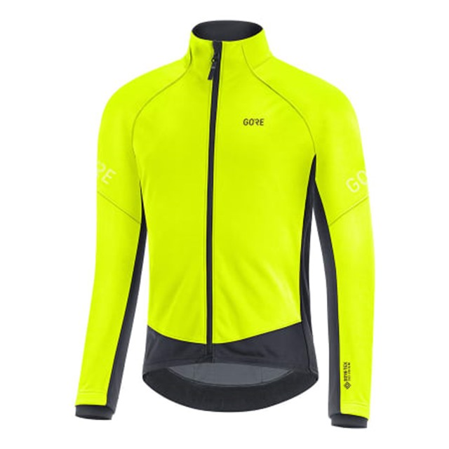 chaqueta gore ciclismo