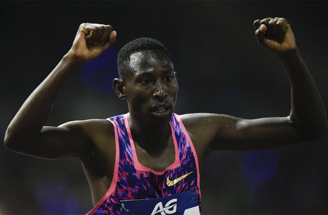 Kipruto, in a file / AFP image