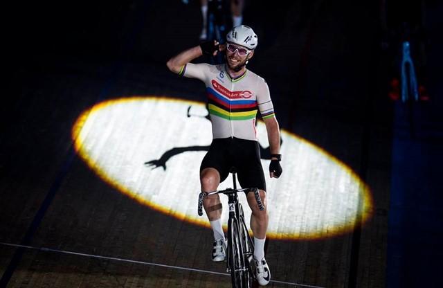 mark cavendish ciclismo en pista